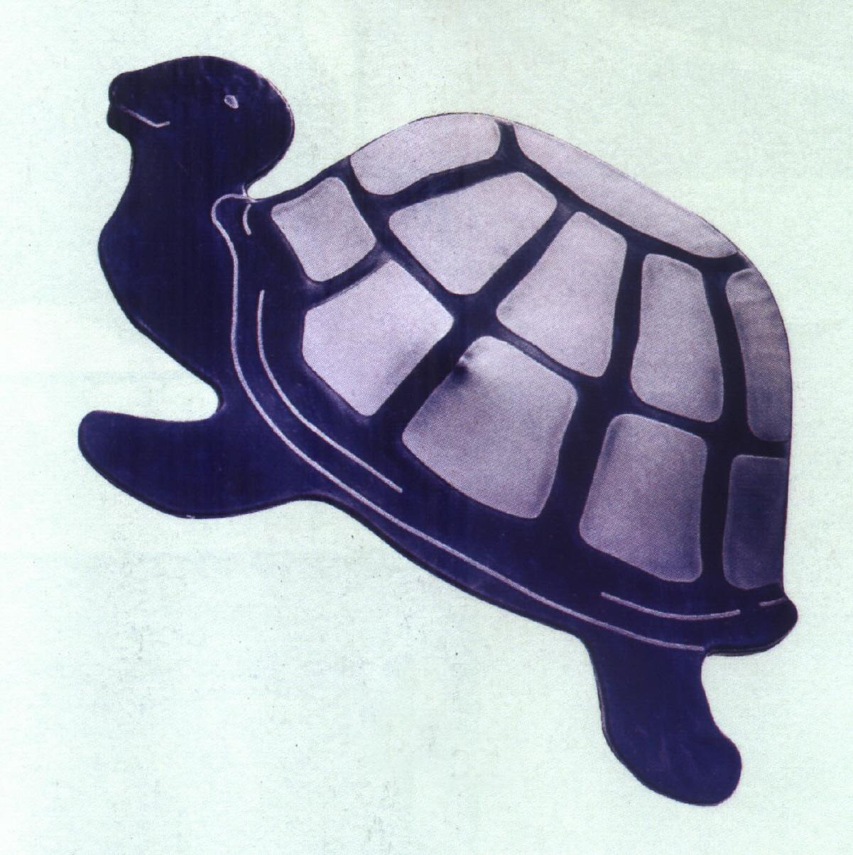 Anti-Rutsch Schildkröte